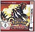 3DS Pokémon Omega Ruby. Für Nintendo 3DS