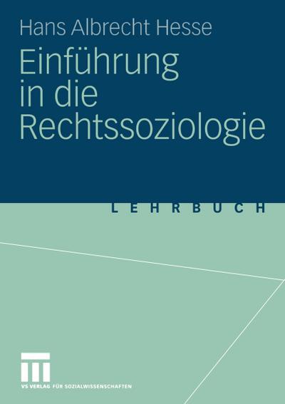 einfuhrung-in-die-rechtssoziologie