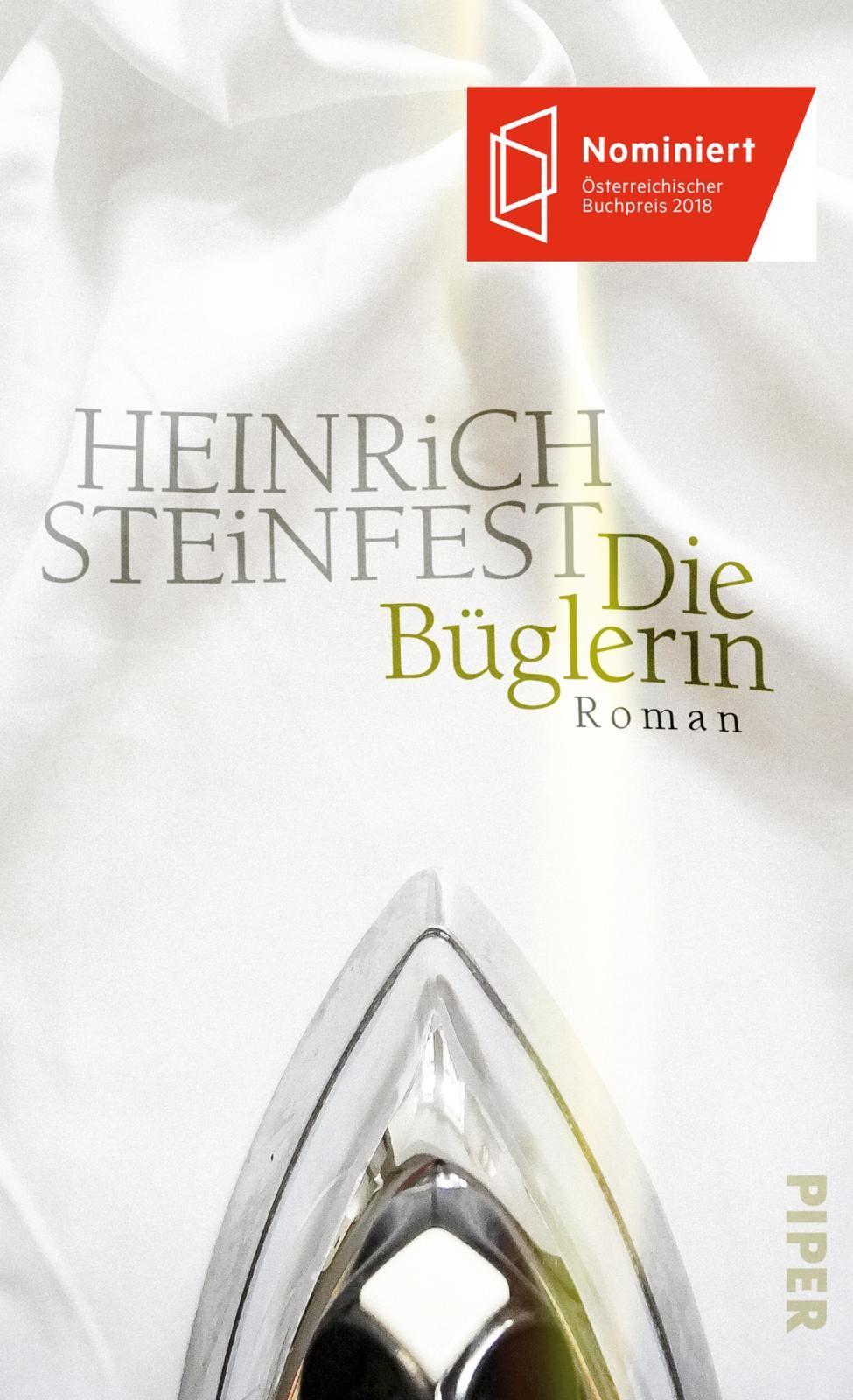 NEU Die Büglerin Heinrich Steinfest 056632