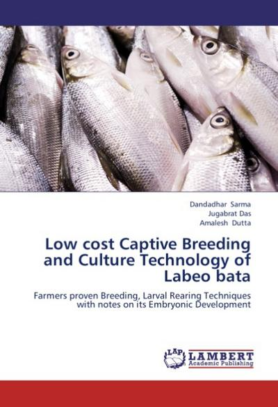 Low cost Captive Breeding and Culture Technology of Labeo bata
