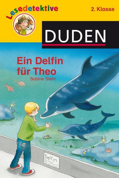 Lesedetektive: Ein Delfin für Theo, 2. Klasse