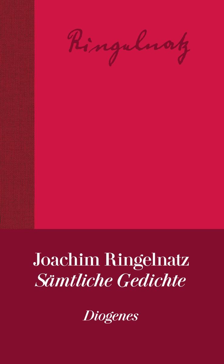 NEU Sämtliche Gedichte Joachim Ringelnatz 061451