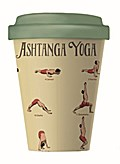 Becher BambooCUP - Yoga Moves