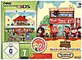 New Nintendo 3DS Konsole + Animal Crossing Ha ...