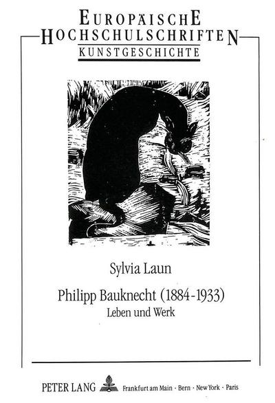 Philipp Bauknecht (1884-1933)