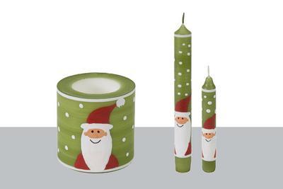 Kerze 'Santa'
