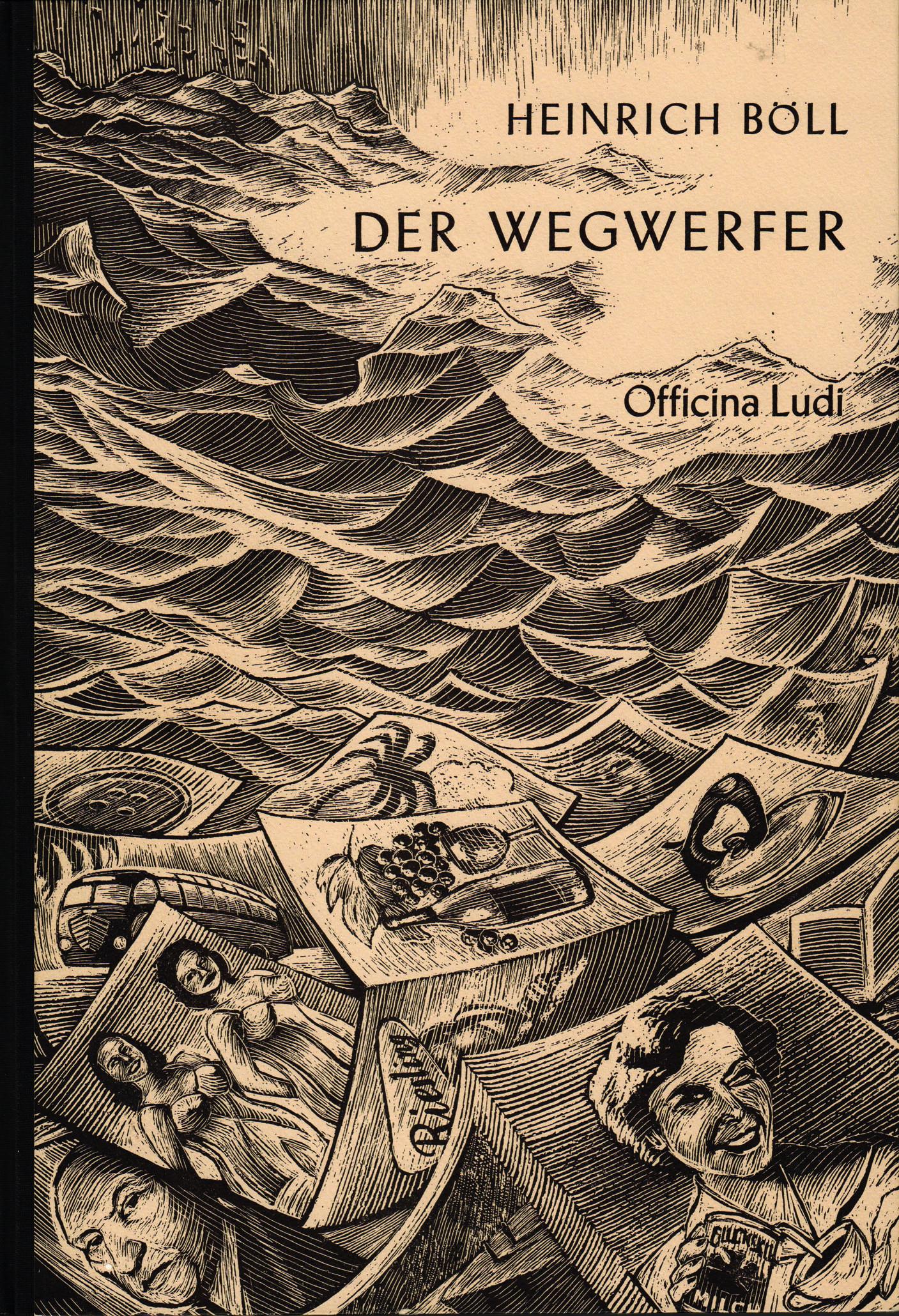 Der-Wegwerfer-Heinrich-Boell