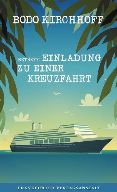 Betreff: Einladung zu einer Kreuzfahrt  Deutsch
