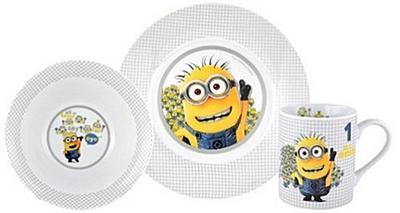 united-labels-811758-minions-fruhstucksset-1-in-a-minion-3-teilig