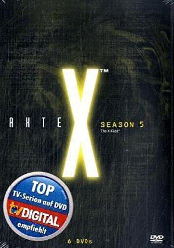 DVD-Akte-X-Season-5-Gillian-Anderson