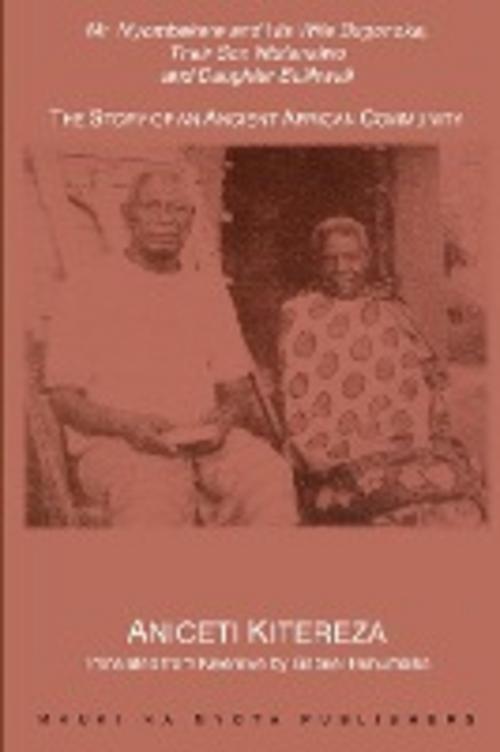 Aniceti-Kitereza-Mr-Myombekere-and-his-Wife-Bugonoka-The-9789976686388
