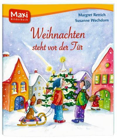 Weihnachten steht vor der Tür: