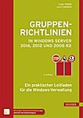 Gruppenrichtlinien in Windows Server 2016, 20 ...