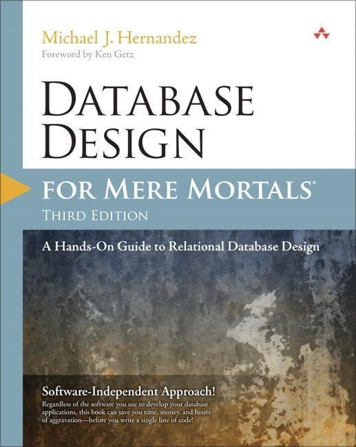 Database-Design-for-Mere-Mortals-Michael-Hernandez