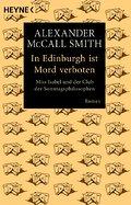 In Edinburgh ist Mord verboten: Miss Isabel u ...