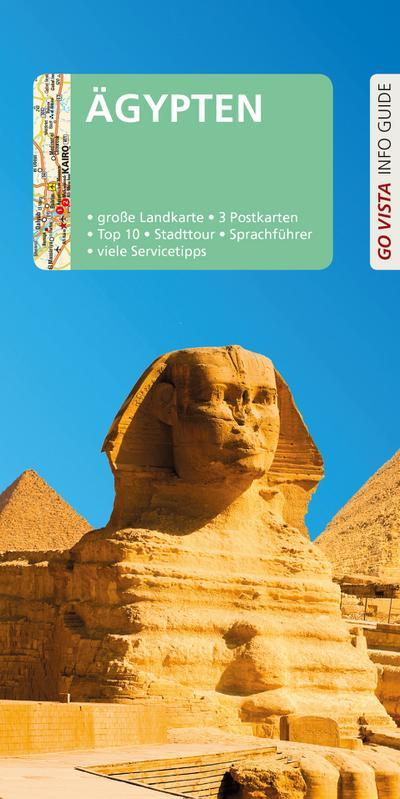 GO VISTA: Reiseführer Ägypten (Go Vista Info Guide)