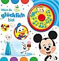 Disney Baby - Spieluhrbuch mit einer wunderschönen Melodie für Kleinkinder - Wenn du glücklich bist