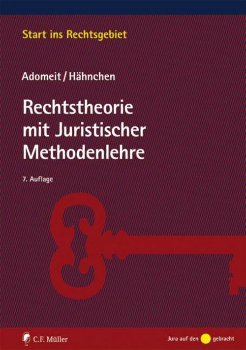 Rechtstheorie-mit-Juristischer-Methodenlehre-Klaus-Adomeit