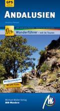 Andalusien MM-Wandern: Wanderführer mit GPS-D ...