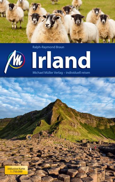 Irland Reiseführer Michael Müller Verlag  Individuell reisen mit vielen praktischen Tipps.  Deutsch  274 farb. Fotos