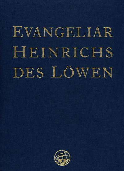 Das Evangeliar Heinrichs des Löwen: Präsentationsmappe Maiestas Domini