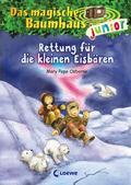 Das magische Baumhaus junior 12 - Rettung für die kleinen Eisbären