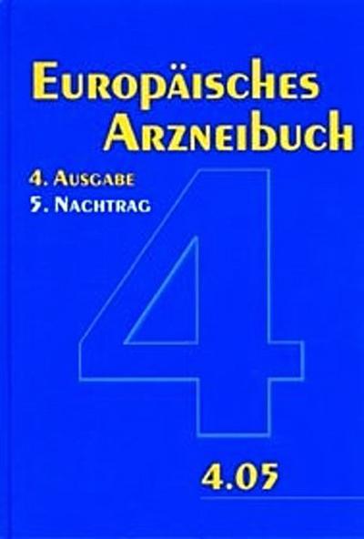 europaisches-arzneibuch-4-ausgabe-5-nachtrag-ph-eur-4-05-