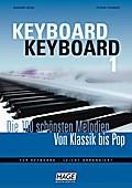Keyboard Keyboard 1: Die 100 schönsten Melodi ...
