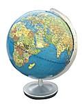 553011Q Terra Globus mit silberfarbener Armat ...