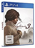 Syberia 3, 1 PS4-Blu-ray Disc