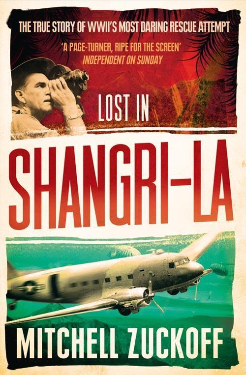 Lost In Shangri-la: Escape From A Versteckt Welt - True Story Von Mitchell