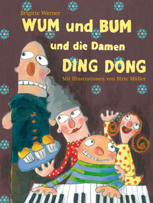 WUM-und-BUM-und-die-Damen-DING-DONG-Brigitte-Werner