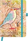 GreenLine Mark Andrew Allen 2017 Taschenkalender/Diary