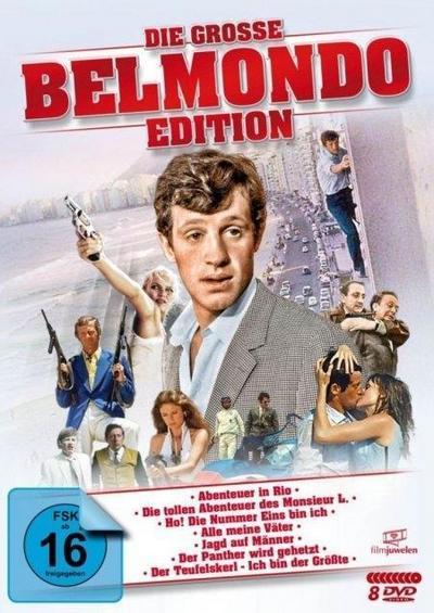 Die große Belmondo-Edition