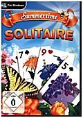 Summertime Solitaire, 1 CD-ROM