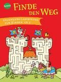 Finde den Weg!; Spannende Labyrinthe für Kind ...