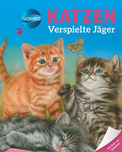 Galileo Wissen: Katzen: Verspielte Jäger