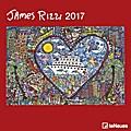 James Rizzi 2017 Broschürenkalender