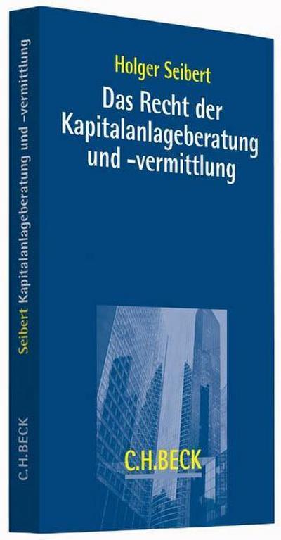 das-recht-der-kapitalanlageberatung-und-vermittlung