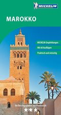 Michelin Der Grüne Reiseführer: Marokko