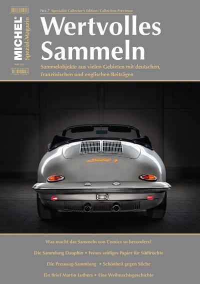 michel-magazin-wertvolles-sammeln-heft-7, 13.42 EUR @ rheinberg