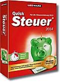 QuickSteuer 2014, 1 CD-ROM