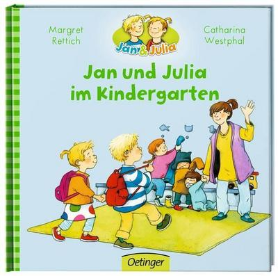 Jan u. Julia Kinderg