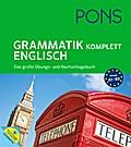 PONS Grammatik komplett Englisch: Das große Übungs- und Nachschlagebuch - Sonderausgabe mit 3 Büchern in einem!