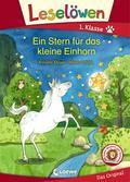 Leselöwen 1. Klasse - Ein Stern für das kleine Einhorn