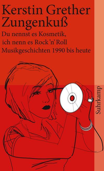 Zungenkuss: Du nennst es Kosmetik, ich nenn es Rock 'n' Roll