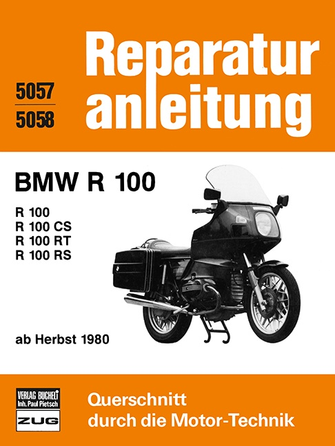 bmw r 100 r 100 cs r 100 rt r 100 rs 9783716816745. Black Bedroom Furniture Sets. Home Design Ideas