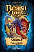 Beast Quest - Striatos, Plage der Prärie: Ban ...