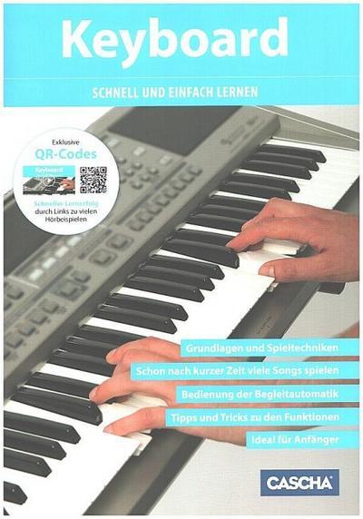 cascha-keyboard-schnell-und-einfach-lernen-cd, 8.84 EUR @ rheinberg