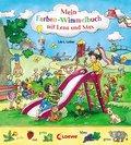 Mein Farben-Wimmelbuch mit Lena und Max